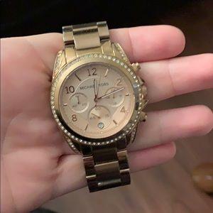 Michael Kors • Rose Gold Watch